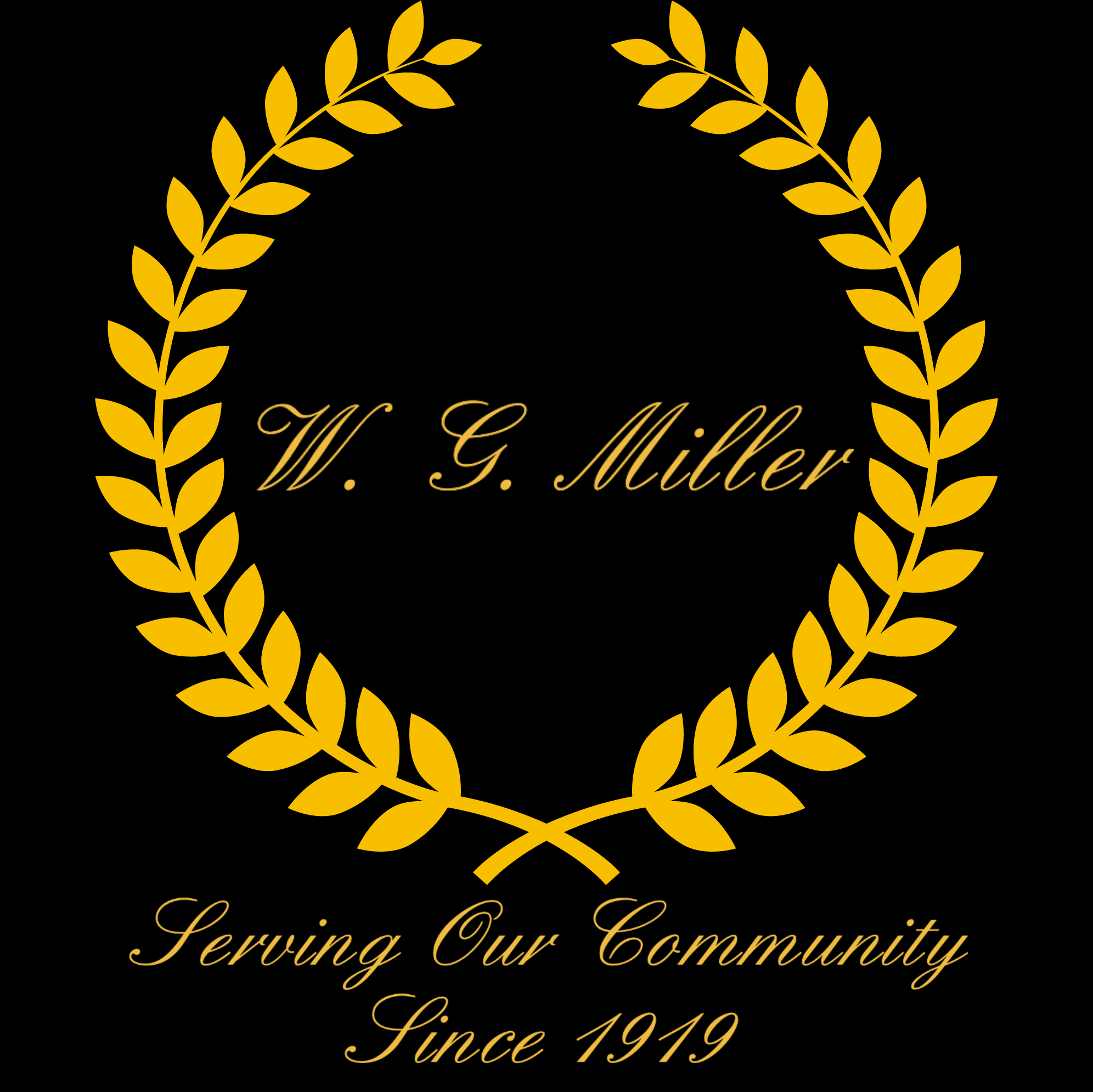 W G Miller - independent funeral directors North London.
