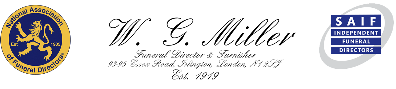 W G Miller Independent Funeral Directors North London